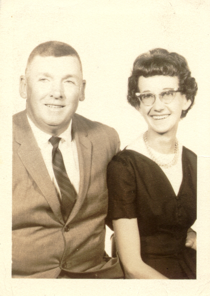 Uncle Don and Aunt Lois