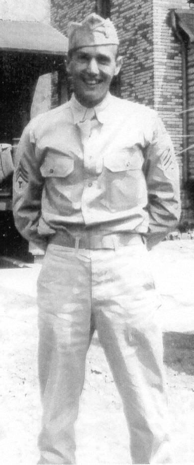 Uncle Tuench in Summer Uniform