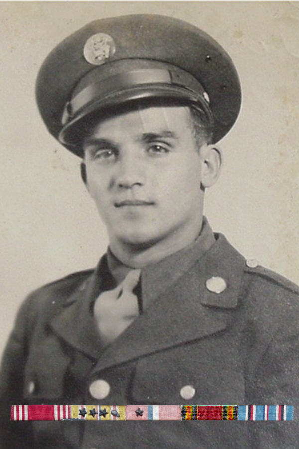 Cpl. Frank Gabersek - 264th Medical Battalion