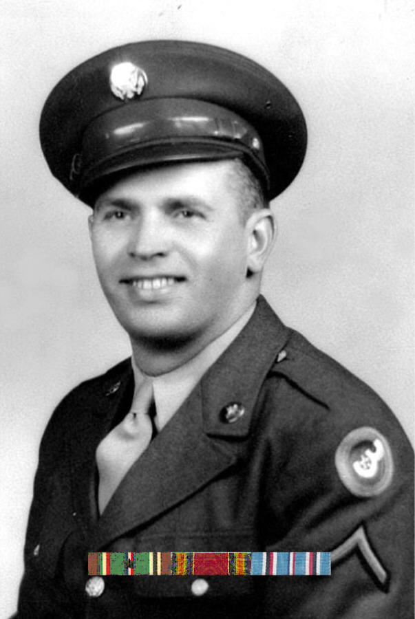 Cpl. Steve Simco - 422nd Night Fighter Squadron